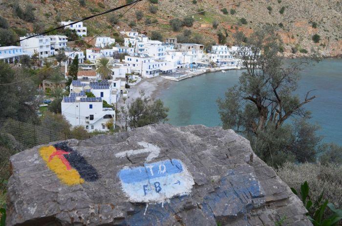 Deutscher Wanderer auf Kreta tödlich verunglückt