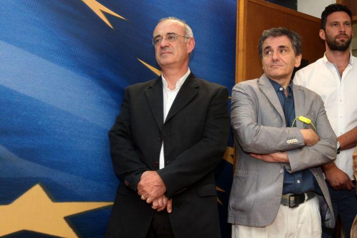 Griechisches Finanzministerium rührt Werbetrommel für den Euro