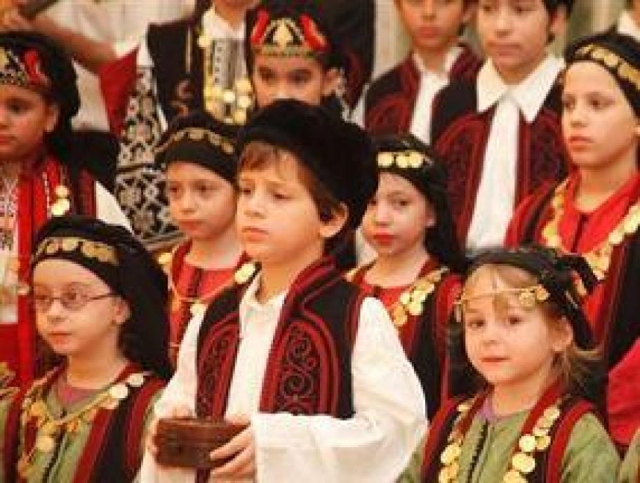 Weihnachten In Griechenland Bilder.Kalanda Zum Weihnachtsfest In Griechenland Griechenland Net