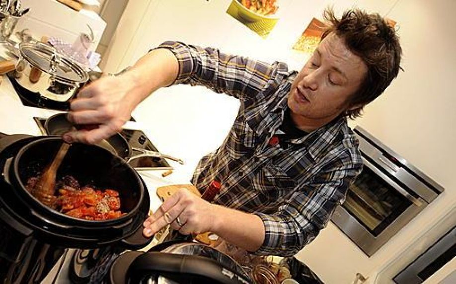 jamies 15 minuten küche: griechischer salat und fetataschen