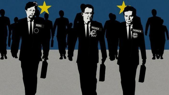 TV-Tipp: Die Spur der Troika – Macht ohne Kontrolle (Dokumentation)