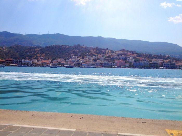 Mit 40° C ins Wochenende – Hellas heizt sich auf