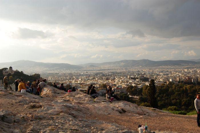 Das Wetter in Griechenland: Nass und kühl