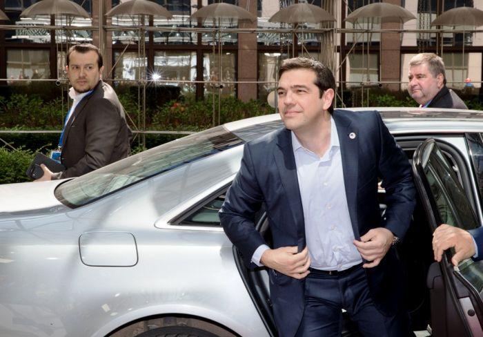Griechenlands Regierungschef Tsipras sieht Übereinkunft voraus