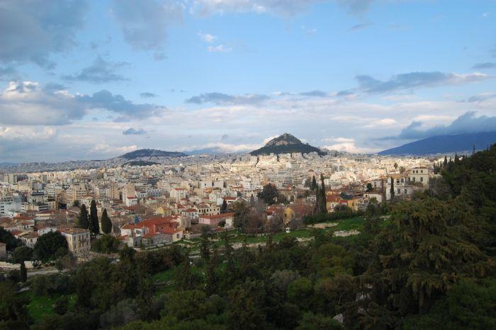 Das Wetter in Griechenland: zwiespältige Wetterstimmung
