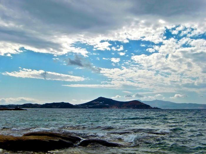 Der Herbst ist da: Weiterhin Wolken und Regen über Hellas