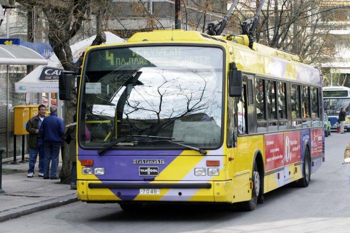 Weiterhin Nulltarif bei Bus und Bahn in Athen