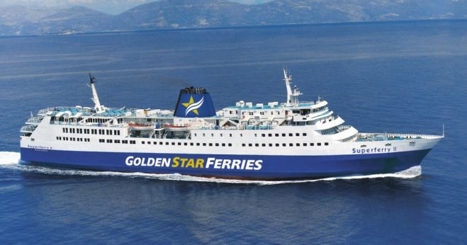 Foto © Golden Star Ferries