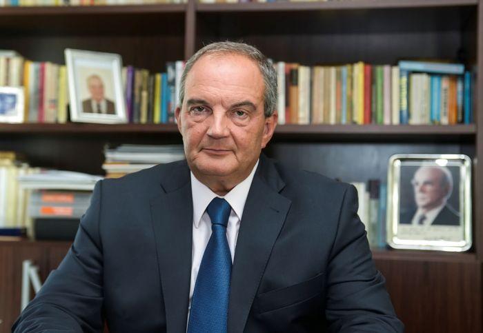"""Ex-Premier Karamanlis bricht Schweigen – """"Ja"""" zu Europa"""
