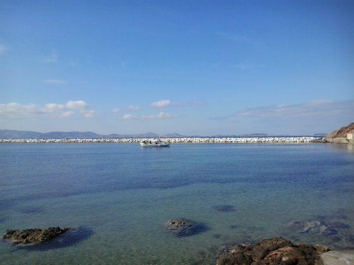 Das Wetter in Griechenland: Wenige Wolken und bis zu 38° C