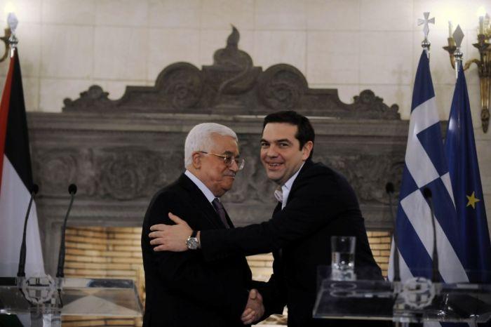 Griechenland erkennt Palästina offiziell als Staat an
