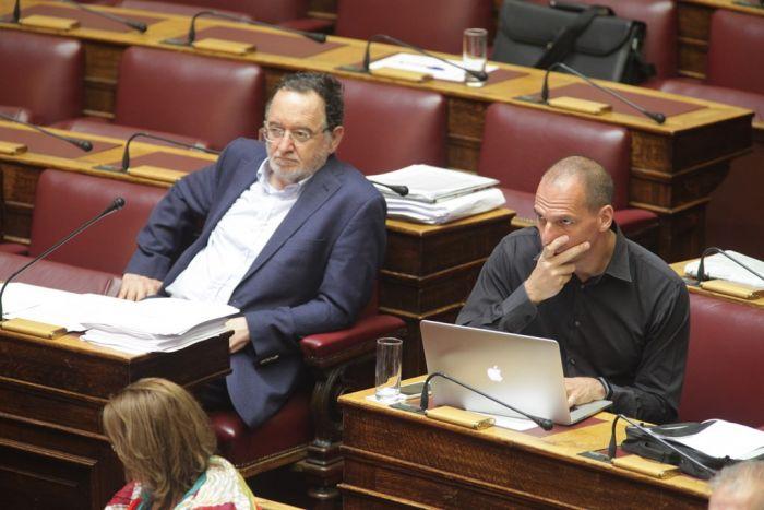 Parlamentsdebatte zum neuen Spar- und Reformprogramm: Teil II