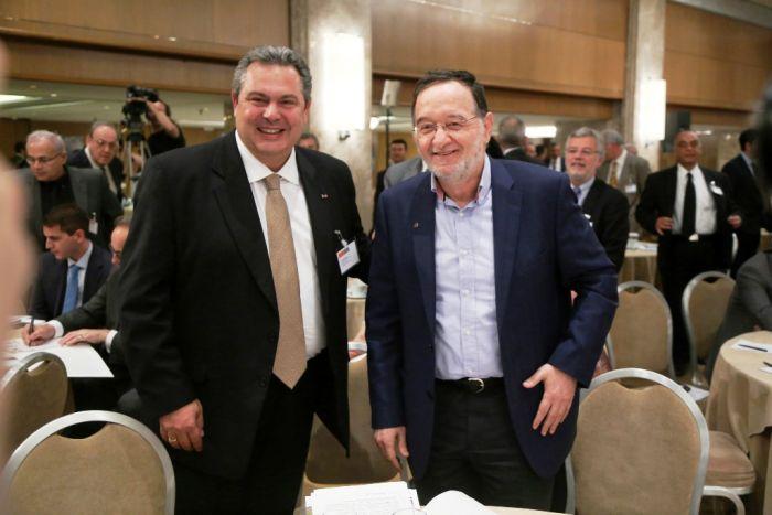 Griechenlands Verteidigungsminister will neuen NATO-Stützpunkt in der Ägäis
