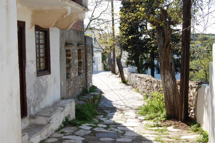 Das Wetter in Griechenland: sonniges Festland, bewölkte Ägäis