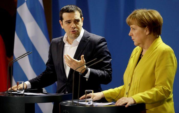 Merkel und Tsipras flicken am deutsch-griechischen Verhältnis