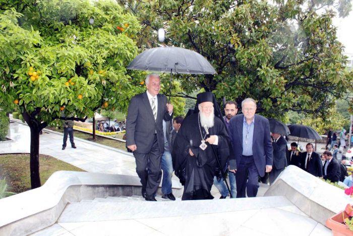 Aufregung um Holocaust-Mahnmal in der griechischen Stadt Kavala