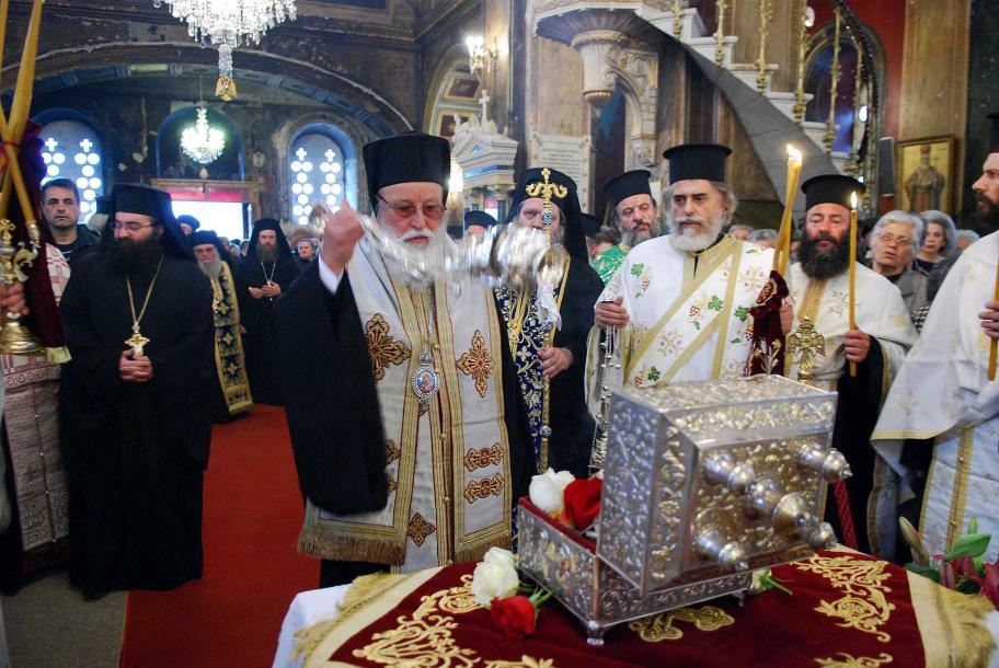Ostern Griechisch Orthodox 2021