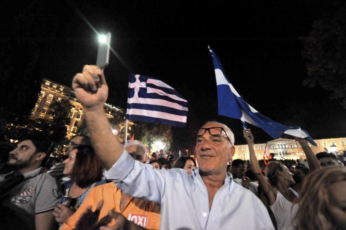 """Griechenlands Premier Tsipras: """"Leuchtendes Kapitel europäischer Geschichte"""""""