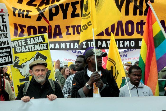 Historischer Prozess gegen Griechenlands Neofaschisten vertagt