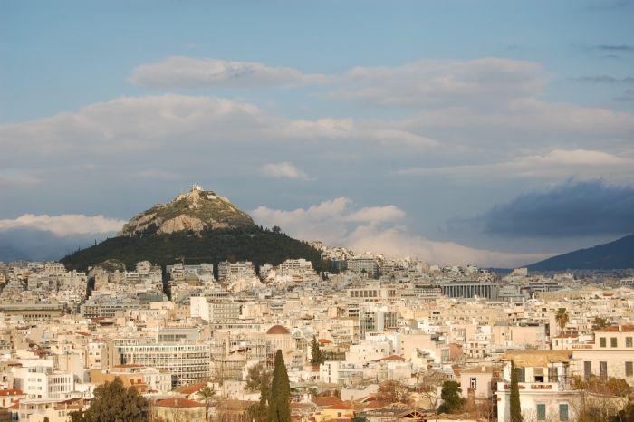 Das Wetter in Griechenland: Gewitter und Sonne