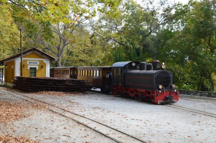 Griechenland: Hart aber Fair und Eisenbahn-Romantik