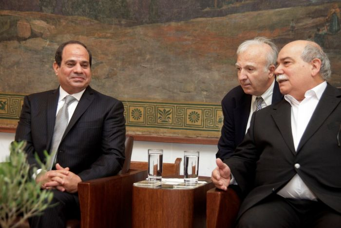 Erdgas verbindet Griechenland und Zypern mit Ägypten