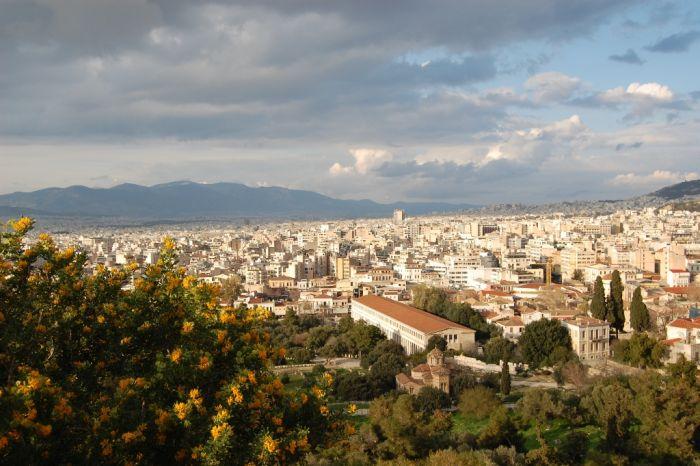 Das Wetter in Griechenland: überwiegend freundliches Frühlingswetter