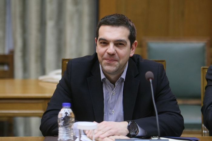 Griechenlands Reformpolitik soll im Parlament beraten werden