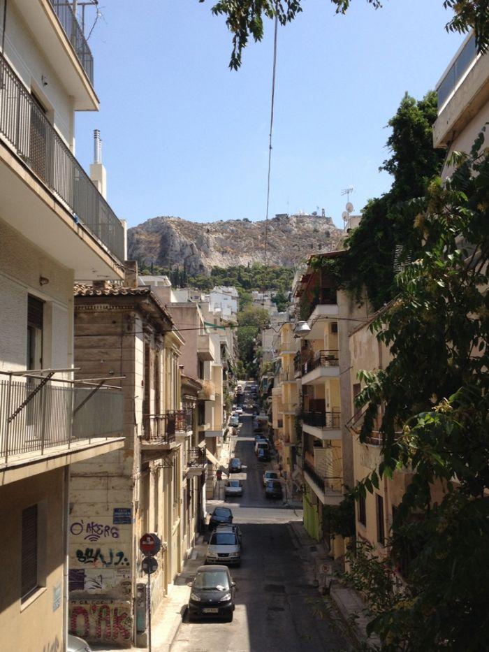 Das Festland kühlt ab – gemischtes Wetter in Hellas