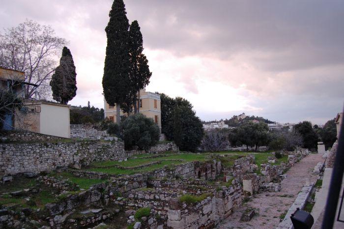 Das Wetter in Griechenland: Wolken, Regen, Schnee, Gewitter
