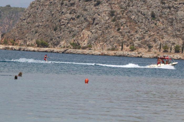 Russische Touristin in Griechenland von Motorboot getötet