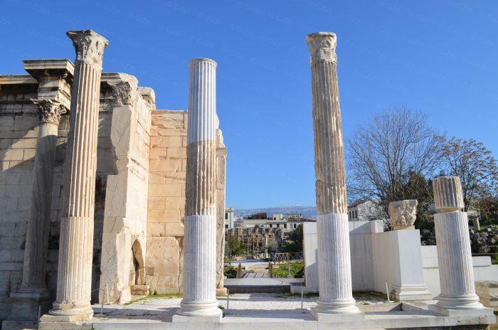 Das Wetter in Griechenland: sonniger Wochenanfang