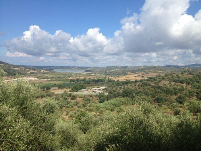 Das Wetter in Griechenland: Regen über dem Festland, Sonne über der Ägäis