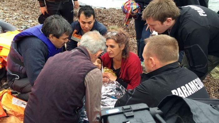 TV-Tipp: Lesbos – Helfer der Gestrandeten