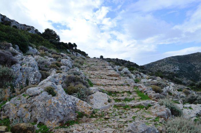 Leben über den Wolken - In den weißen Bergen Kretas
