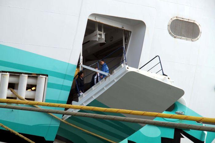 Hafenarbeiter streiken gegen Privatisierungspläne