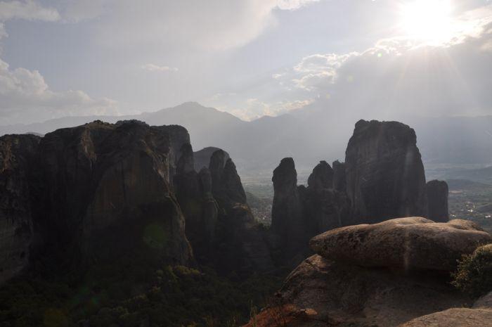 Das Wetter in Griechenland: bunt gemischt