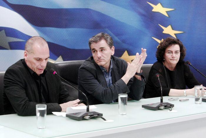 Vom Nein zum Ja? Tsipras in Brüssel auf glattem Parkett