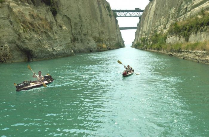 Alpenkanal Donau-Tirol-Adria – Griechenland: Europa näher an das Mittelmeer bringen