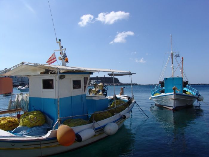 Dokumentation: Kreta - Berge im Meer
