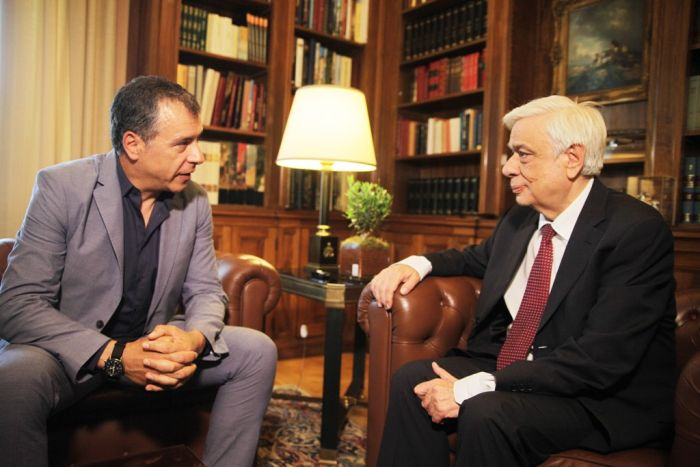 Staatspräsident Pavlopoulos unterstreicht europäischen Kurs Griechenlands