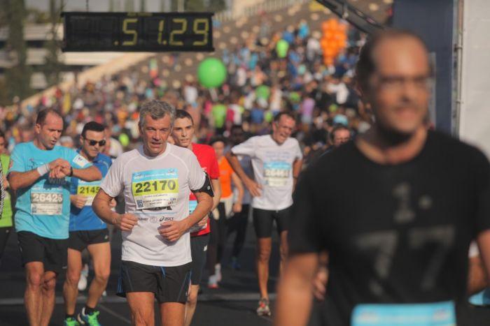 Klassischer Athener Marathon findet zum 33. Mal statt