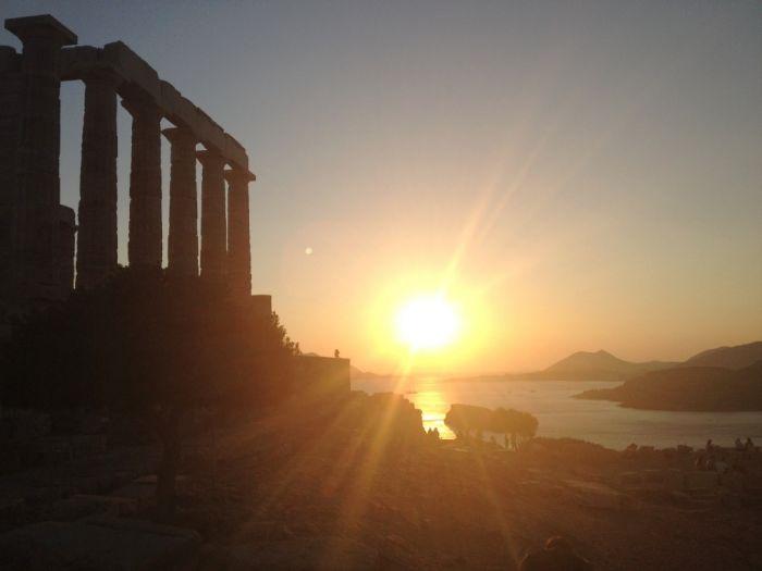 Sonnige Aussichten für Griechenland