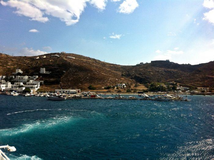 Gemischtes Wetter in Griechenland