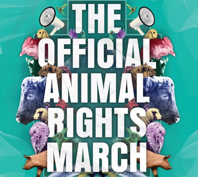 ©The Official Animal Rights March 2019 - Athens