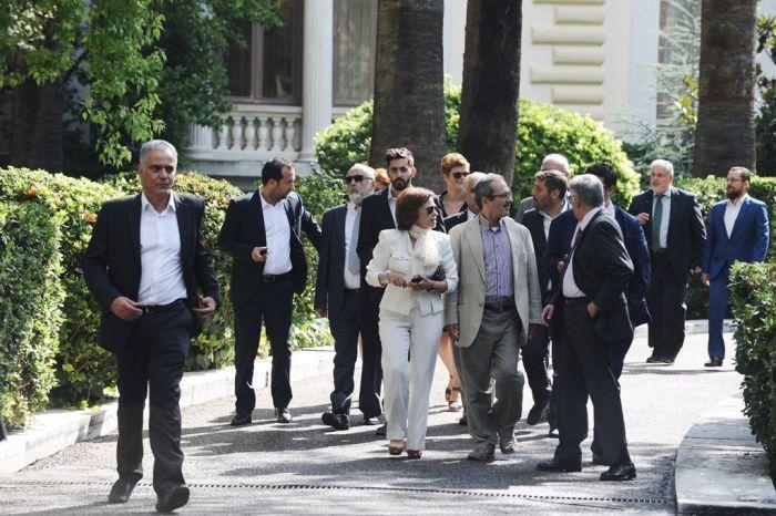 Das Kabinett Tsipras II: Viele alte, wenig neue Gesichter