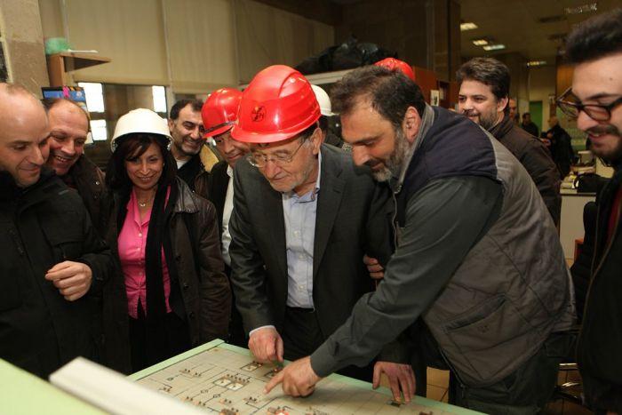 """Griechenlands Energieminister: Russisches Gas gegen """"deutsches Europa"""""""