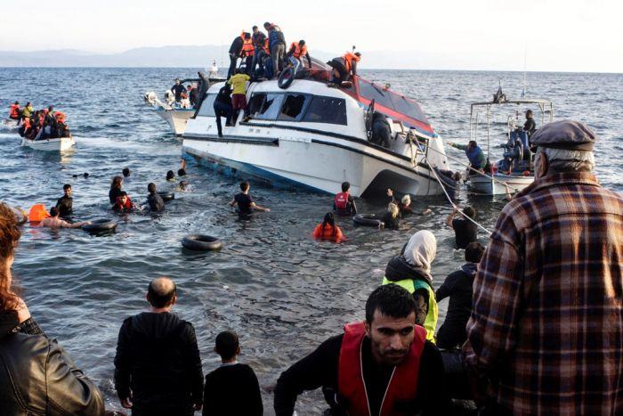Tsipras zur Flüchtlingsfrage: Appell an die Werte Europas