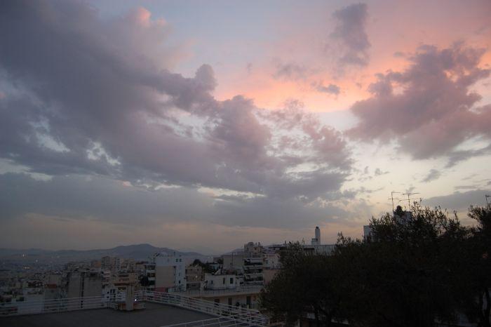 Das Wetter in Griechenland: Sonne, Wolken, Schauer