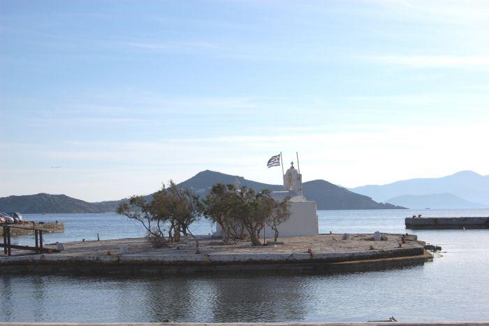 Das Wetter in Griechenland: Sonnig mit vereinzelten Schauern im Süden des Festlands